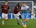 Милан — Лацио: Прогноз на матч Чемпионата Италии 3 ноября 2019