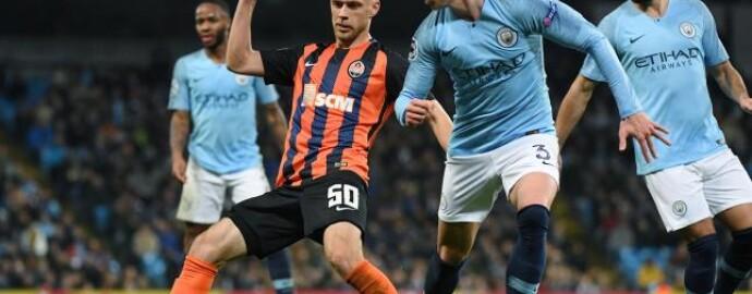 Шахтер Донецк — Манчестер Сити: Прогноз на матч Лиги Чемпионов 18 сентября 2019