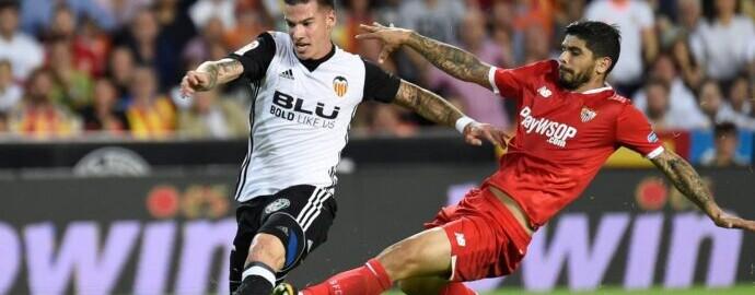 Валенсия — Севилья: Прогноз на матч Чемпионата Испании 30 октября 2019