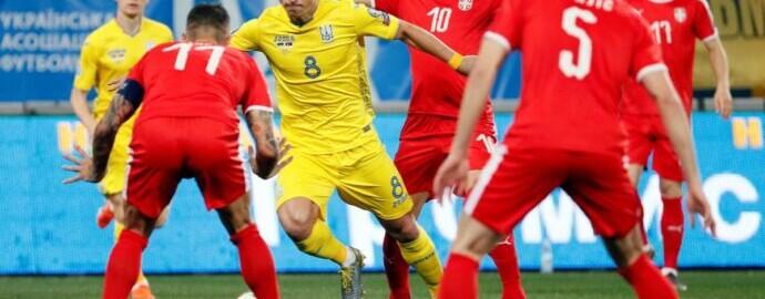 Сербия — Украина: Прогноз на матч квалификации ЕВРО-2020 17 ноября 2019