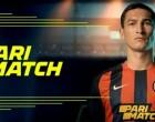 Пари-Матч стал титульным спонсором донецкого «Шахтера»