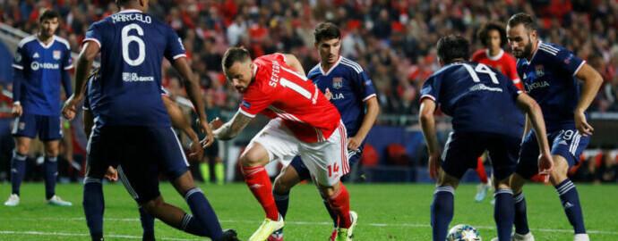 Лион — Бенфика: Прогноз на матч Лиги Чемпионов 5 ноября 2019