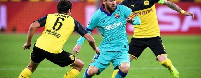 Барселона — Боруссия Дортмунд: Прогноз на матч Лиги Чемпионов 27 ноября 2019